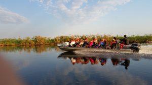 Botswana Wildlife Camping Safari
