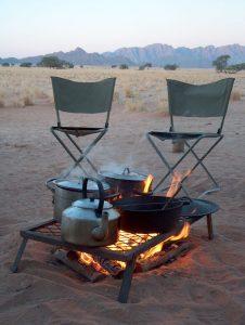3 day Etosha Camping safari