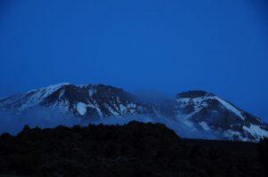 Lemoshu Trekking Route - Camping