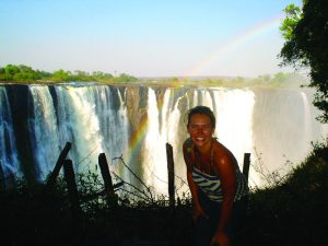 Cape Town to Vic Falls Camping