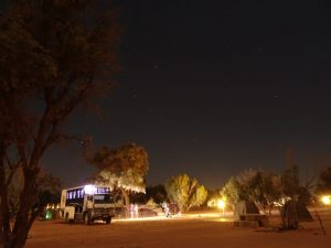 Cape Town - Windhoek Serviced Camping