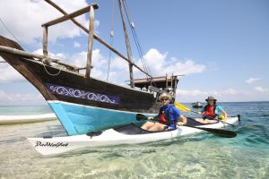 Ibo Island Hopping Dhow Safari